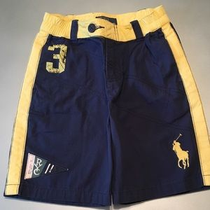 Polo by Ralph Lauren Graphic Shorts